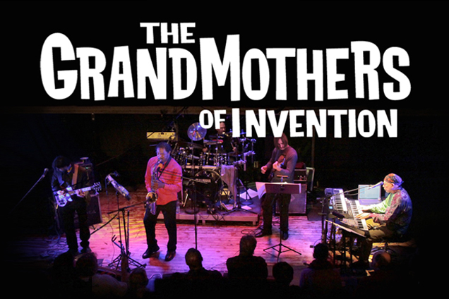 Neu im Programm: The Grandmothers of Invention am 23. April