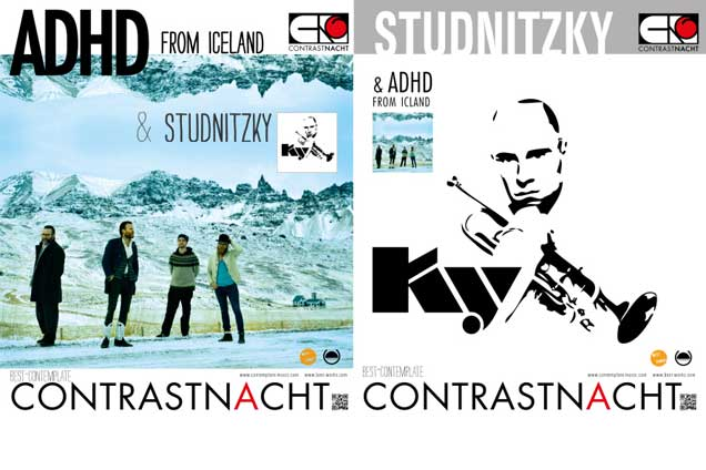 SWR-Feature zur Contrastnacht: Studnitzky & ADHD