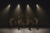 Gandini Juggling - 4x4 Ephemeral Architecture Trailer