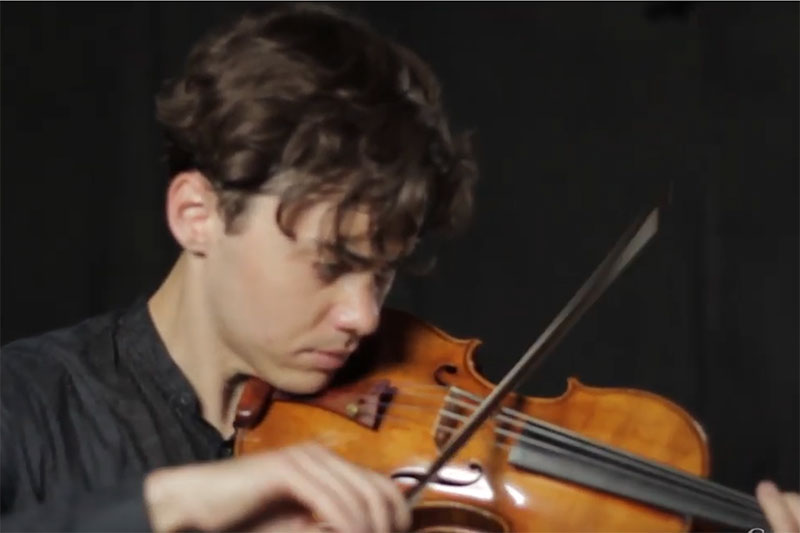 - Strings Sessions Presents: Benjamin Beilman
